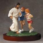 goddelijk voetbal