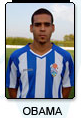 Fernando Obama, de voetballer