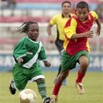 Voetbaldwergen, kleine voetballers