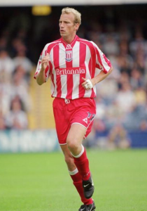Peter Hoekstra Stoke City
