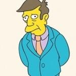 skinner, the Simpsons