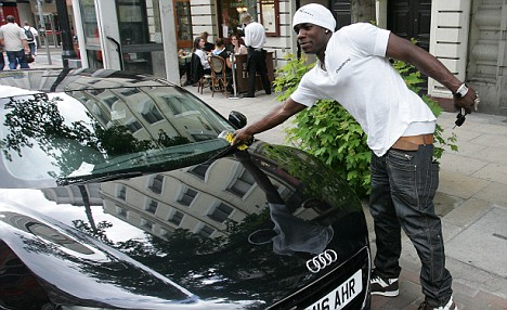 micah richards, mr Bling