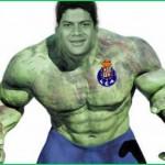 Hulk van FC Porto