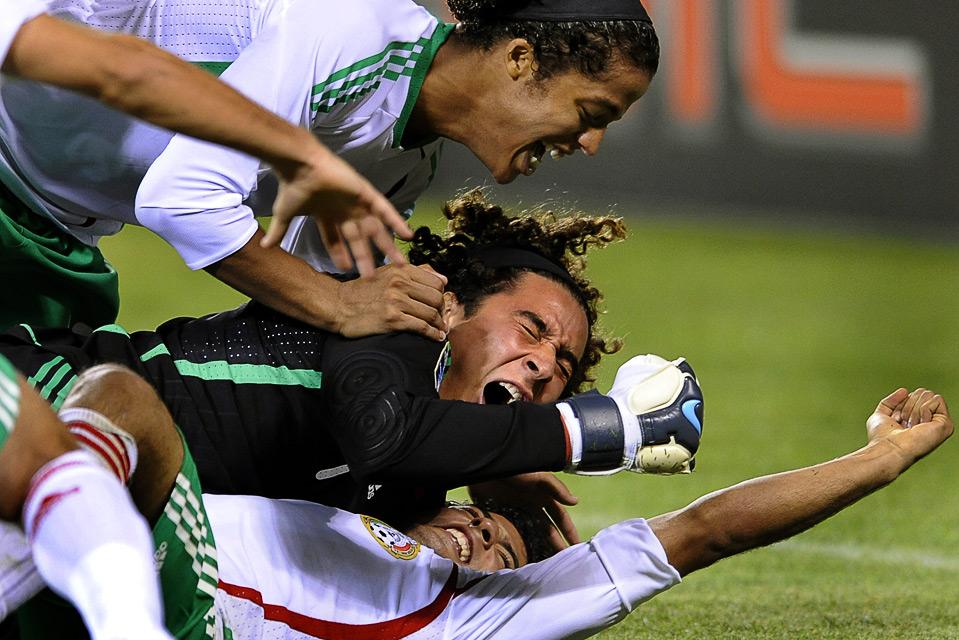 mexico wint halve finale van de goldcup