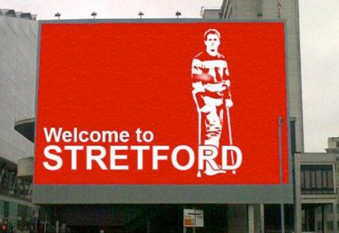 Welcome to Stretford