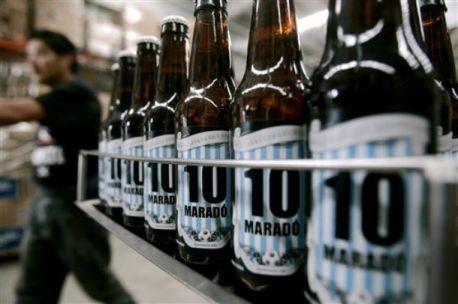 maradona bier