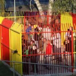 Luguber uitvak van een voetbalclub