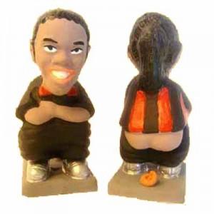 Poepende Ronaldinho