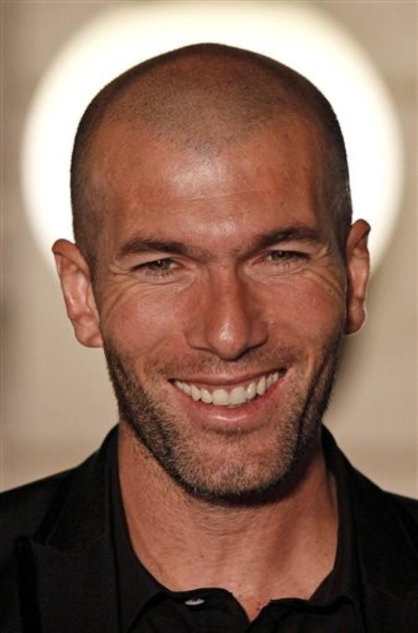 Zidane de heilige