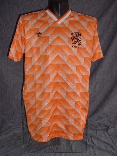Goudvissen shirt EK 88