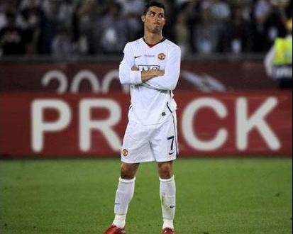 Ronaldo the Prick