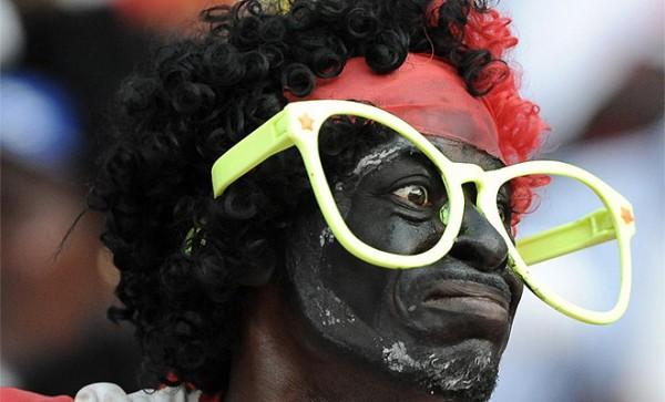 Africa Cup fan