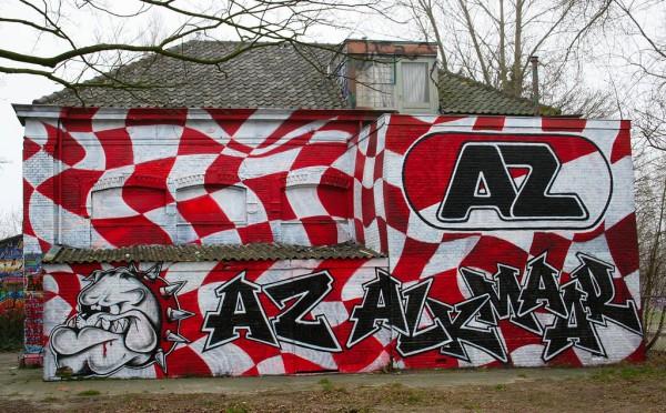 AZ Alkmaar huis