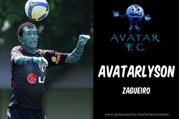 Voetbal Avatar