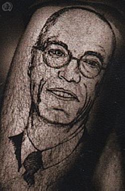 Jorien van den Herik tattoeage