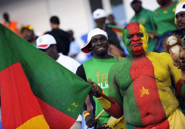 Kameroen fan