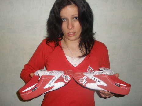 Koln HSV schoenen