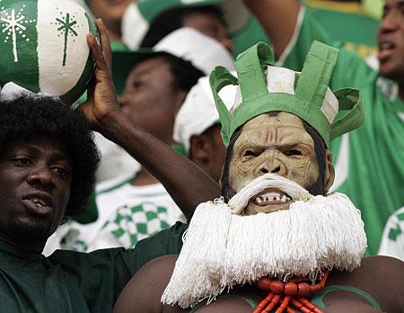 Fan van Nigeria
