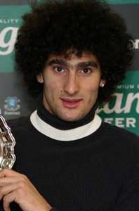 Kapsel van Marouane Fellaini, Everton