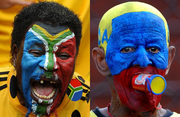 Africa Cup fans