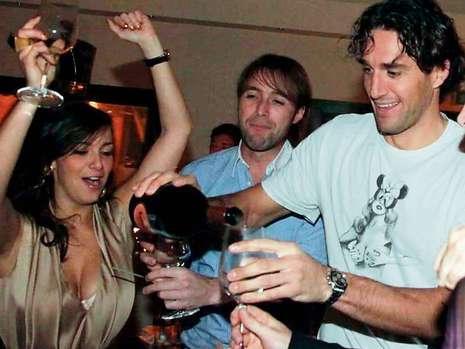 Luca Toni Party