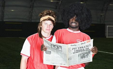 Nieuw Arsenal retro tenu