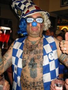 Supporter van Portsmouth