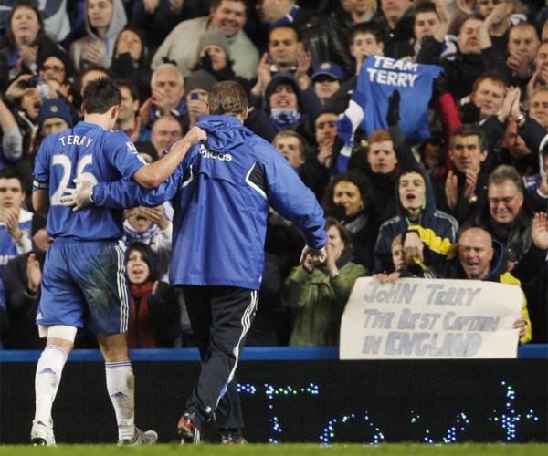 John Terry van Chelsea
