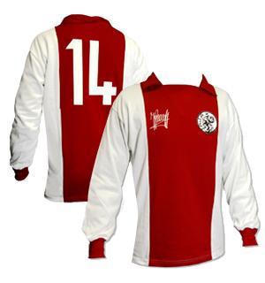 Cruijff shirt Ajax uit 1970