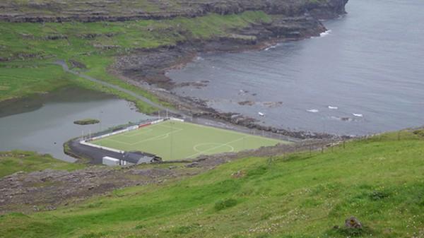 Eidi Stadion Faroer