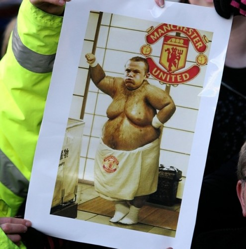 fat Wayne Rooney
