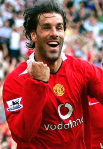 Van Nistelrooy lookalike