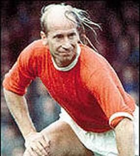 Bobby Charlton kapsel