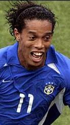 Ronaldinho lookalike