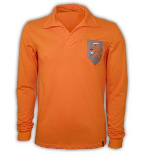Oranje Copa retro shirt uit 1960