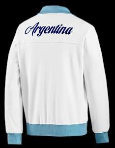 Trainingsjack Argentina 1978