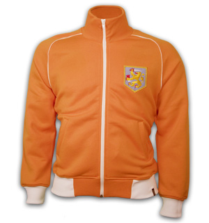 Oranje Holland retro jack 1960