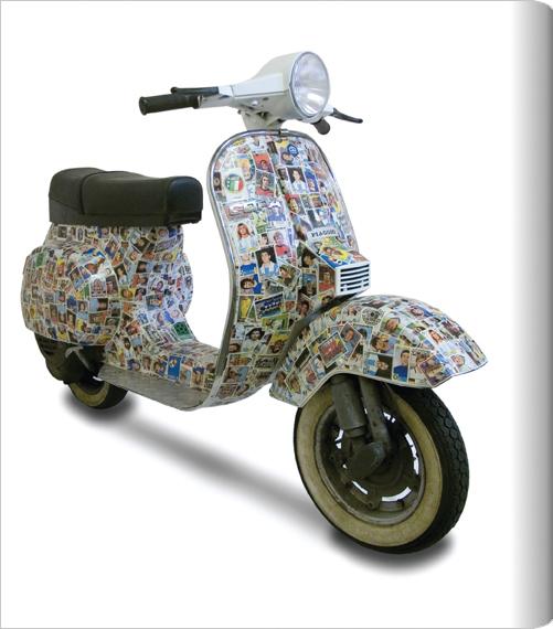 Copa Panini scooter