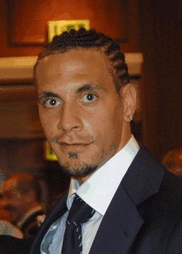 Rio Ferdinand lookalike
