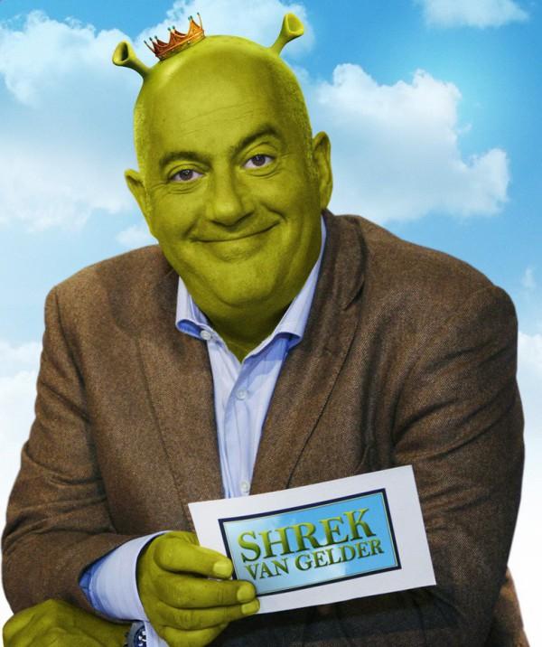 Shrek van Gelder