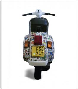 Panini scooter Copa