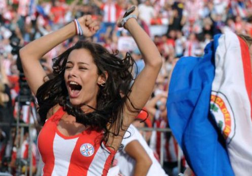 Larissa Riquelme van Paraguay