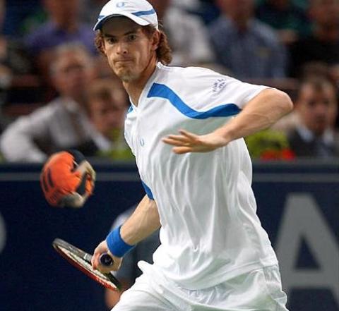 Robben Tennisbal