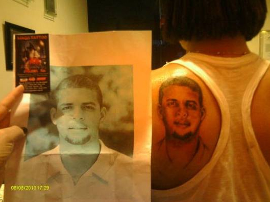 Tattoo van Felipe Melo