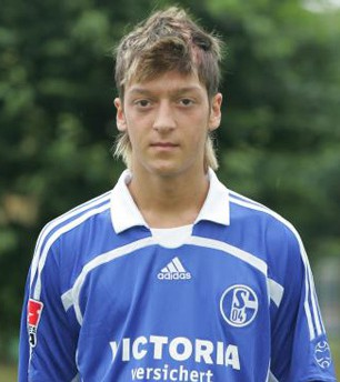 Mehment Ozil, Real Madrid