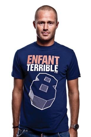 Enfant Terrible shirt Leegte