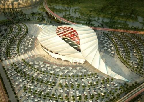 WK 2022 stadion in Qatar 1