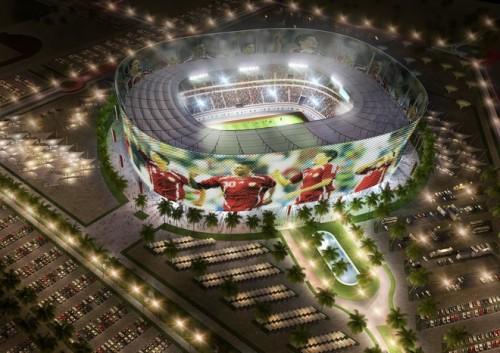 WK 2022 stadion in Qatar 2