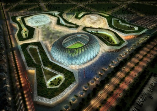 WK 2022 stadion in Qatar 3