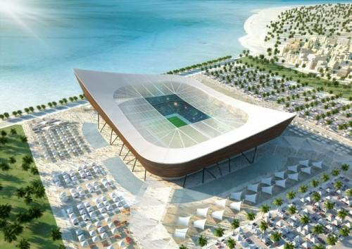 WK 2022 stadion in Qatar 4